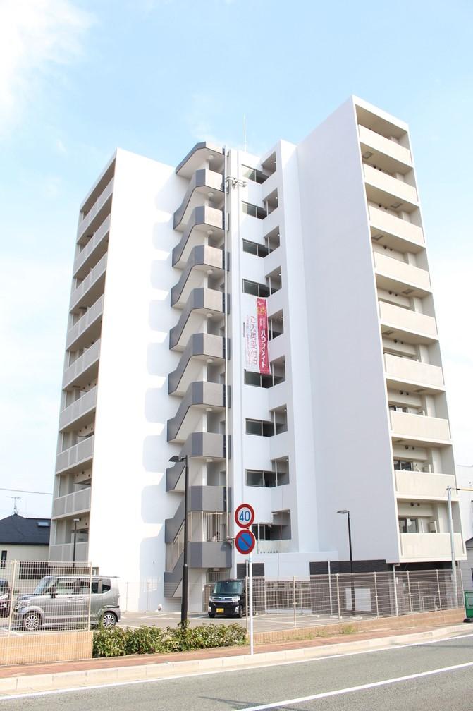 鉄筋コンクリート10階建て設計久留米市中央町