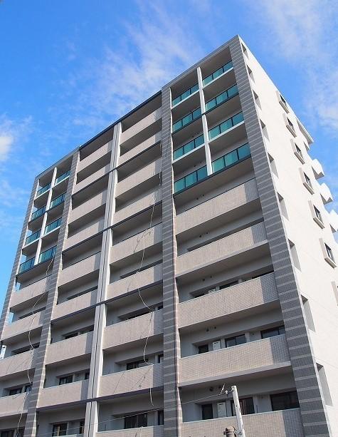 鉄筋コンクリート13階建て設計熊本県熊本市