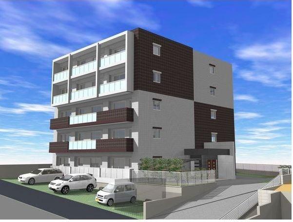 鉄筋コンクリート造5階建て設計福岡市中央区
