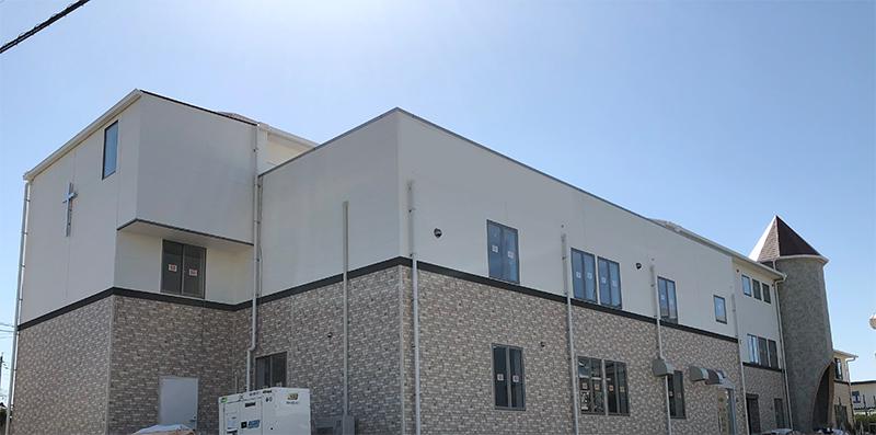 木造3階建て幼稚園設計佐賀県鳥栖市