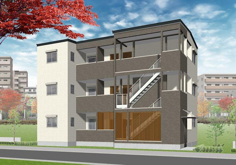 木造3階建て設計福岡県福岡市